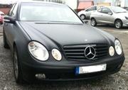 Mercedes e220 из Германии