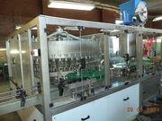 линии розлива воды,  пива  для Туркестана от производителя в России