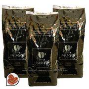 Lollo espresso. Итальянский зерновой кофе.
